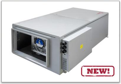 Приточные установки VEKA INT EKO со встроенной автоматикой