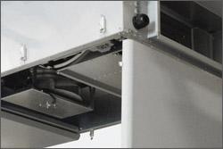 Дверцы корпуса приточной установки VEGA