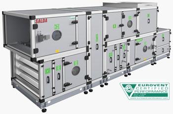 Вентиляционные установки AmberAir (SALDA)